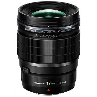Olympus M.Zuiko Digital ED 17mm f/1.2 PRO Objectif standard 17mm à ouverture f/1.2 et conception tropicalisée (monture Micro 4/3)