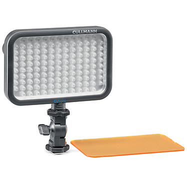 Cullmann CUlight V 320DL Lampe 126 LEDs - 320 lx - 3300K/5600K - Orientable