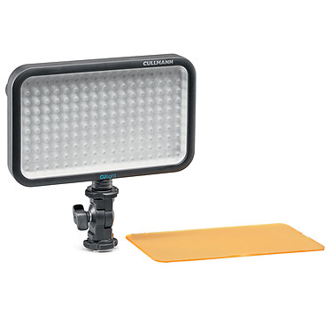 Cullmann CUlight V 390DL Lampe 170 LEDs - 390 lx - 3300K/5600K - Orientable