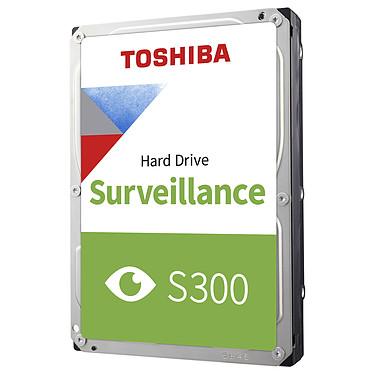 """Toshiba S300 6 To Disque dur 3.5"""" 6 To 7200 RPM 256 Mo Serial ATA III pour systèmes de surveillance"""