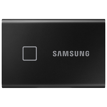 Samsung Portable SSD T7 Touch 2Tb Negro