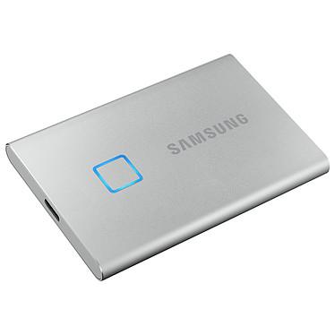 Acheter Samsung Portable SSD T7 Touch 500 Go Argent