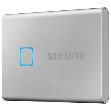 Avis Samsung Portable SSD T7 Touch 500 Go Argent