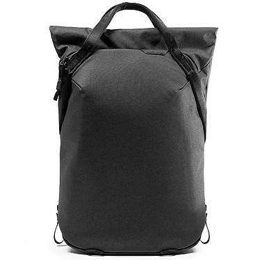 """Peak Design Everyday Totepack V2 20L Noir Sac à dos fourre-tout 20 litres - APN + Accessoires - Emplacement PC 15"""" + tablette 12.9"""" - Séparateurs amovibles - Tissu recyclé résistant à la pluie"""