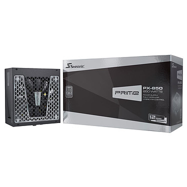 Seasonic PRIME PX-850 Alimentation 100% modulaire 850W ATX/EPS 12V - 80PLUS Platinum