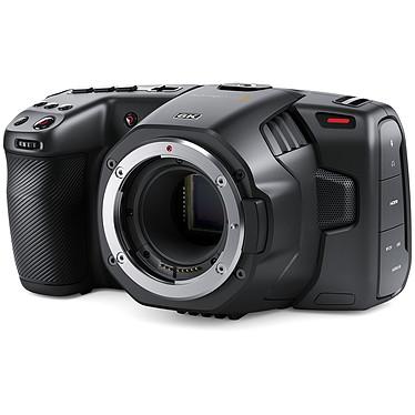 "Blackmagic Design Pocket Cinema Camera 6K Caméra professionnelle 6K Ultra HD - Capteur Super 35 - Double microphone - Ecran tactile LCD 5"" - Bluetooth - HDMI/USB-C/Mini XLR"