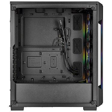 Avis Corsair iCUE 220T RGB Tempered Glass (Noir)