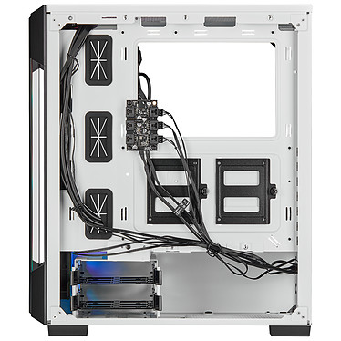 Acheter Corsair iCUE 220T RGB Tempered Glass (Blanc)