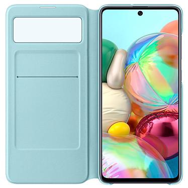 Avis Samsung S-View Wallet Noir Samsung Galaxy A71