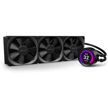 """NZXT Kraken Z73 Kit de Watercooling tout-en-un 360mm pour processeur avec écran LCD 2.36"""""""