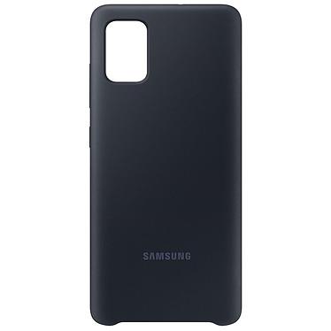 Avis Samsung Coque Silicone Noir Galaxy A51