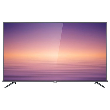 "TCL 65EP660 Téléviseur LED 4K Ultra HD 65"" (165 cm) 16/9 - 3840 x 2160 pixels - HDR - Android TV - Wi-Fi - Bluetooth - 1200 Hz - Son 2.0 20W"