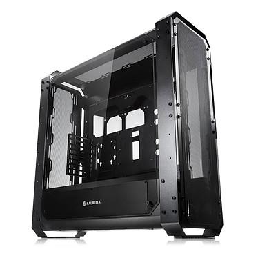 Raijintek Eris Evo Boîtier PC Gaming RGB Moyen Tour avec fenêtre en verre trempé et châssis aluminium/acier