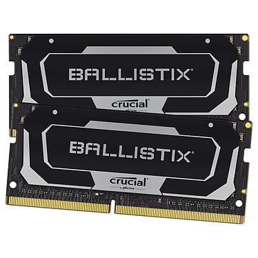 Ballistix SO-DIMM DDR4 32 GB (2 x 16 GB) 2400 MHz CL16