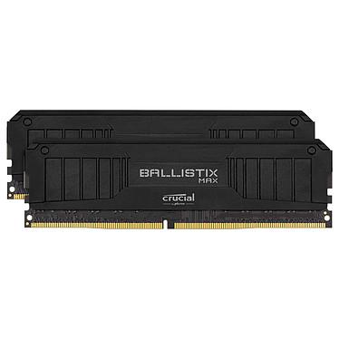 Ballistix Max 32 Go (2 x 16 Go) DDR4 4400 MHz CL19 Kit Dual Channel RAM DDR4 PC4-35200 - BBLM2K16G44C19U4B