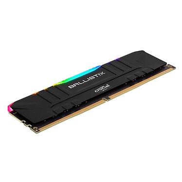 Ballistix Black RGB DDR4 32 Go (2 x 16 Go) 3000 MHz CL15 pas cher