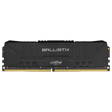 Opiniones sobre Ballistix Black 16 GB (2 x 8 GB) DDR4 2666 MHz CL16