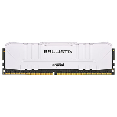 Avis Ballistix White 16 Go (2 x 8 Go) DDR4 2666 MHz CL16