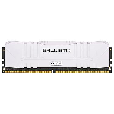 Avis Ballistix White 16 Go (2 x 8 Go) DDR4 3000 MHz CL15