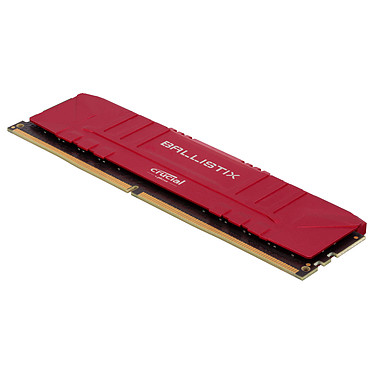 Acheter Ballistix Red 16 Go (2 x 8 Go) DDR4 2666 MHz CL16