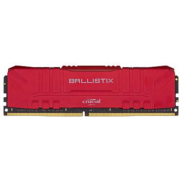 Avis Ballistix Red 16 Go (2 x 8 Go) DDR4 2666 MHz CL16