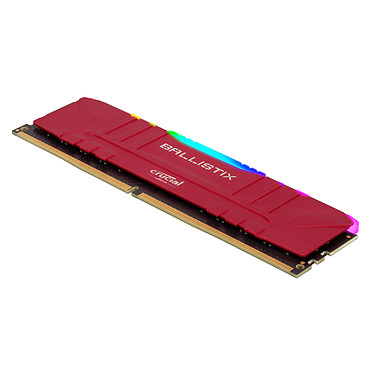 Acheter Ballistix Red RGB DDR4 16 Go (2 x 8 Go) 3200 MHz CL16