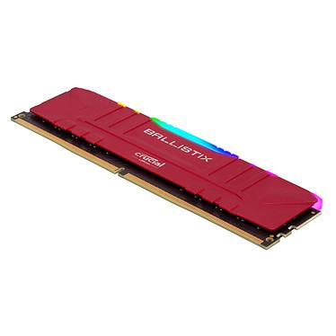 Acheter Ballistix Red RGB DDR4 32 Go (2 x 16 Go) 3600 MHz CL16