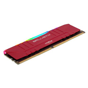 Avis Ballistix Red RGB DDR4 16 Go (2 x 8 Go) 3200 MHz CL16