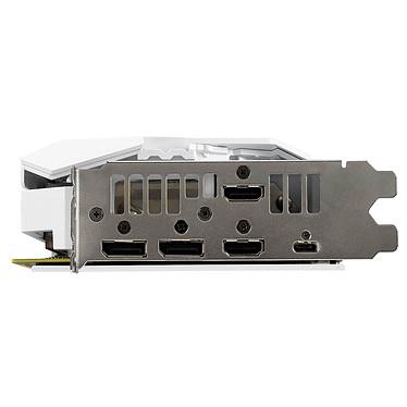 ASUS GeForce RTX 2080 SUPER ROG-STRIX-RTX2080S-O8G-WHITE pas cher