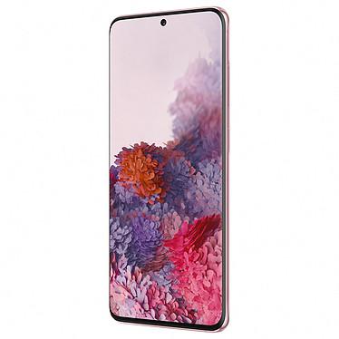 Avis Samsung Galaxy S20 5G SM-G981B Rose (12 Go / 128 Go)