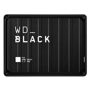 """WD_Black P10 Game Drive 2 TB Disco duro externo 2,5"""" en el puerto USB 3.0 optimizado para las consolas de juegos (PS4 / PS4 Pro / Xbox One)"""