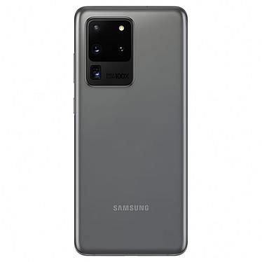 Samsung Galaxy S20 Ultra 5G SM-G988B Gris (12 Go / 128 Go) pas cher