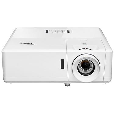 Optoma HZ40 Vidéoprojecteur laser DLP Full HD 3D Ready - 4000 Lumens - Zoom 1.3x - HDMI/VGA/USB/Ethernet - Haut-parleur intégré