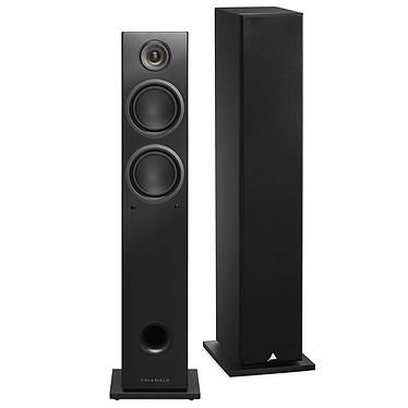 Triangle Elara LN05A Noir Enceinte colonne sans fil Hi-Fi active - 2 x 80 Watts - Bluetooth 4.0 - Entrées audio numériques - RCA/AUX/Phono - Sortie subwoofer (par paire)