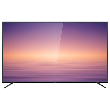 "TCL 75EP663 Téléviseur LED 4K Ultra HD 75"" (190 cm) 16/9 - 3840 x 2160 pixels - HDR - Android TV - Wi-Fi - Bluetooth - 1200 Hz - Son 2.0 30W"