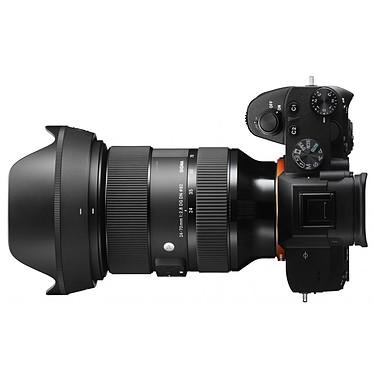 Avis SIGMA 24-70mm f/2.8 DG DN ART monture Sony E