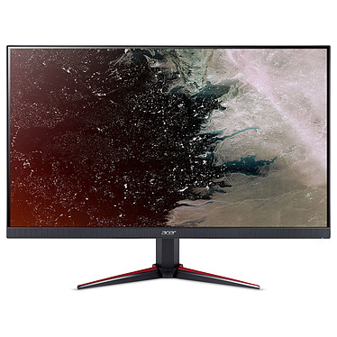 "Acer 23.8"" LED - Nitro VG240YSbmiipx 1920 x 1080 pixels - 1 ms (VRB) - Format 16/9 - Dalle IPS - AMD FreeSync - DP/HDMI - 165 Hz - Noir"