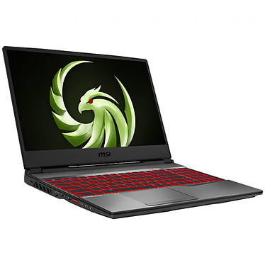 "MSI Alpha 15 A3DD-096XFR AMD Ryzen 5 3550H 8 Go SSD 512 Go 15.6"" LED Full HD 120 Hz AMD Radeon RX 5500M 4 Go Wi-Fi AC/Bluetooth Webcam FreeDOS"