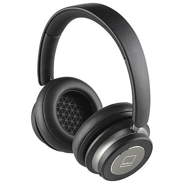 DALI IO-4 Iron Black Casque circum-aural fermé sans fil - Bluetooth 5.0 - Autonomie 60h - Commandes/Micro - Pliable - IP53