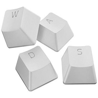 Razer PBT Keycap Upgrade Set (Mercury) Lot de 105 touches de remplacement - coloris blanc - revêtement durable en PBT - pour clavier mécanique ou optique - compatible avec la plupart des marques et modèles du marché - QWERTY