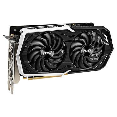 Avis MSI GeForce GTX 1660 Ti ARMOR 6G