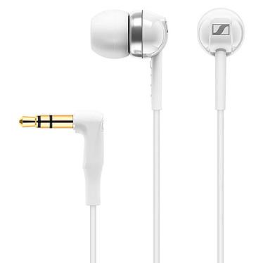Sennheiser CX 100 Blanc Écouteurs intra-auriculaires fermés