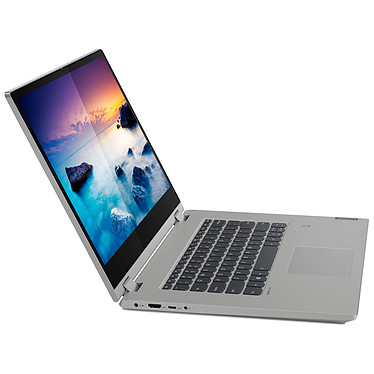 "Lenovo IdeaPad C340-15IWL (81XJ004CFR) Intel Core i5-1035G1 4 Go SSD 256 Go 15.6"" LED Tactile Full HD Wi-Fi AC/Bluetooth Webcam Windows 10 Famille 64 bits"