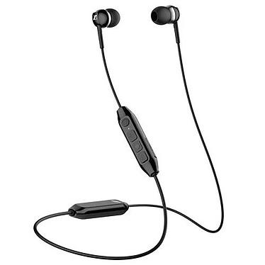 Sennheiser CX 350BT Noir Écouteurs intra-auriculaires sans fil - Bluetooth 5.0 aptX - Autonomie 10h - Télécommande/Micro
