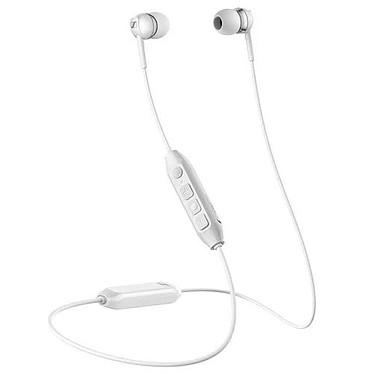 Sennheiser CX 350BT Blanc Écouteurs intra-auriculaires sans fil - Bluetooth 5.0 aptX - Autonomie 10h - Télécommande/Micro