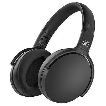 Sennheiser HD 350BT Noir Casque circum-aural sans fil - Bluetooth 5.0 aptX - Autonomie 30h - Commandes/Micro - Pliable