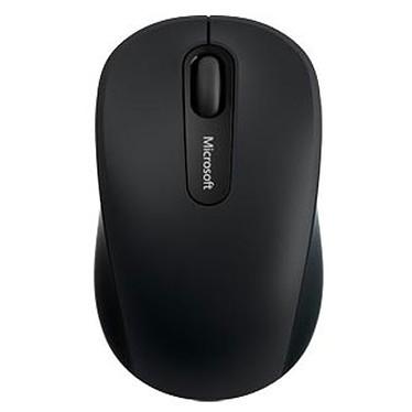 Microsoft Bluetooth Mobile Mouse 3600 Noir Souris sans fil - ambidextre - capteur optique 1000 dpi - 3 boutons