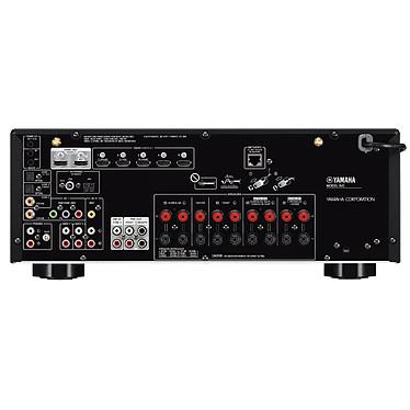 Avis Yamaha HTR-6072 Noir + Jamo S 809 HCS Noyer