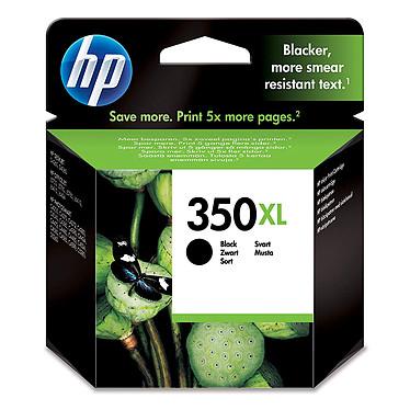 HP 350XL Noir (CB336EE) Cartouche d'encre noire