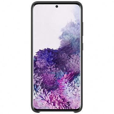 Avis Samsung Coque Silicone Noir Galaxy S20